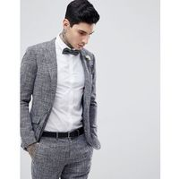 72c0ba20e0153 Gianni Feraud Skinny Fit Nepp Suit Jacket - Navy
