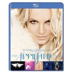 Britney Spears - Live: The Femme Fatale Tour BLU-RAY