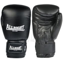 Rękawice bokserskie Allright 8oz czarne