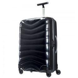 fbb89932cdc0 średnia walizka z kolekcji firelite 4 koła zamek szyfrowy z systemem tsa  wykonane z materiału w opatentowanej technologii curv marki Samsonite