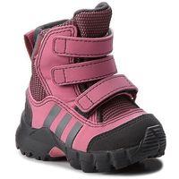 54b49f051618a0 Śniegowce adidas - Cw Holtanna Snow Cf I D97660 Tramar Carbon Grefou