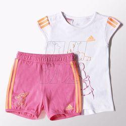 Komplet adidas Winnie the Pooh Girls Summer Set Kids S22051