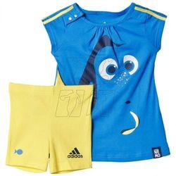 Komplet adidas Disney Dory Summer Set Kids AK2542