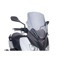 Szyba PUIG V-Tech Touring do Yamaha X-Max 125/250 (lekko przyciemniana)
