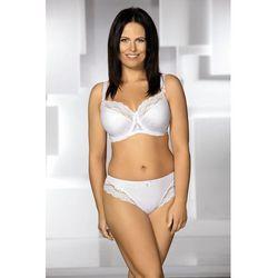 b37e897e290d29 Ava lingerie Biustonosz półusztywniany ava 925 rozmiar: 100b, kolor: biały,  ava