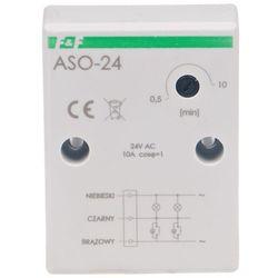 Aut. schod. un=24v, i=10a, obudowa hermetyczna, przewód przyłączeniowy 0,5m aso-24 marki Filipowski