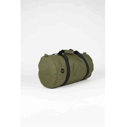 Mi-pac Torba podróżna - duffel microdot khaki/black (132)