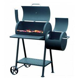 Smoke&flames Grill węglowy wędzarnia