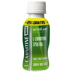 ActivLab Spalacz tłuszczu L-Carnitine Shot 12 x 80 ml
