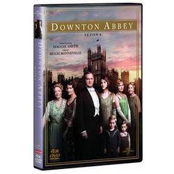 Downton Abbey Sezon 6 4DVD. Darmowy odbiór w niemal 100 księgarniach!