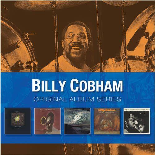Pozostała muzyka rozrywkowa, ORIGINAL ALBUM SERIES - Billy Cobham (Płyta CD)