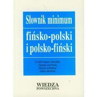 Językoznawstwo, Słownik minimum fińsko-polski i polsko-fiński (opr. miękka)