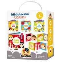 Książki dla dzieci, Biblioteczka CzuCzu - Zestaw edukacyjny (opr. kartonowa)