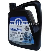 Oleje silnikowe, Olej silnikowy 5W30 MOPAR GF-5 MS-6395 5l