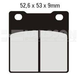 Klocki hamulcowe EBC (2 szt.) FA063HH 4101146 Suzuki GSF 1200, GSX-R 1100, RG 250