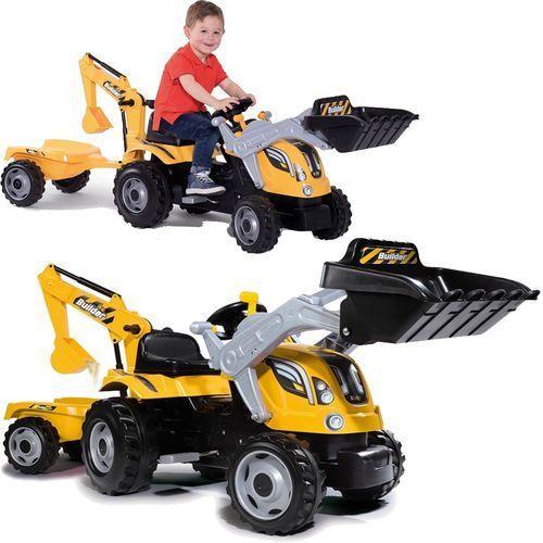Jeździki, Jeździk traktor builder max