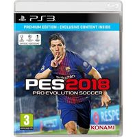Gry na PlayStation 3, Pro Evolution Soccer 2018 (PS3)