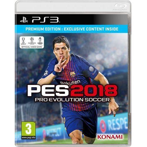 Gry na PlayStation 3, Pro Evolution Soccer 2018 (PS3)