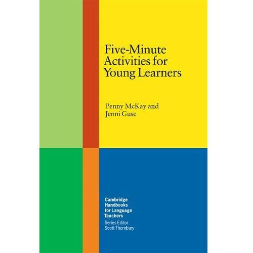 Książki do nauki języka, Five-Minute Activities For Young Learners. Cambridge Handbooks For Language Teachers (opr. miękka)