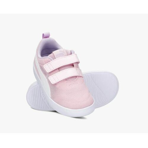 Buty sportowe dla dzieci, Puma Sneakersy Courtflex v2 Mesh V Inf 371759 08 Różowy