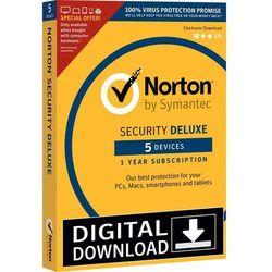 Symantec Norton Security Deluxe - Tak