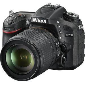 Lustrzanki, Nikon D7200