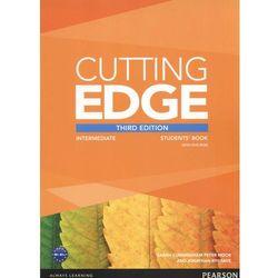 Cutting Edge Intermediate Student's Book z płytą DVD (opr. miękka)
