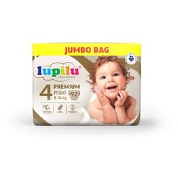 LUPILU® LUPILU® Pieluchy PREMIUM 4 Maxi (8-16 kg