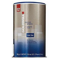 Goldwell Oxycur Platin, rozjaśniacz w proszku, dust-free, 500g
