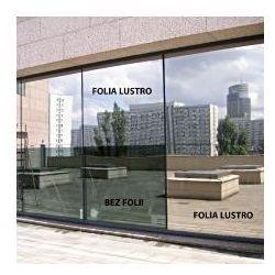 Folia okienna refleksyjna LUSTRO WENECKIE M10 ( silver/grey) szer.1,52 m