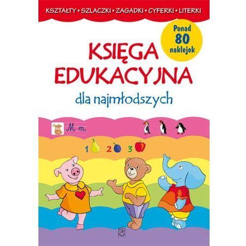 Literatura młodzieżowa, Księga edukacyjna dla najmłodszych . (opr. miękka)