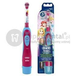 BRAUN Oral-B Stages Power DB4 PRINCESS - szczoteczka elektryczna dla dzieci