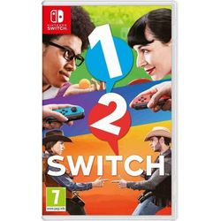 Gra NINTENDO SWITCH 1 2 Switch + DARMOWY TRANSPORT!