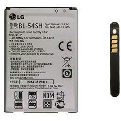 LG D722 G3s / BL-54SH 2540mAh 9.7Wh Li-Ion 3.8V (oryginalny)