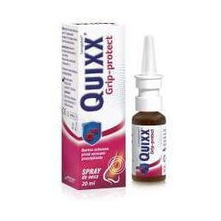 QUIXX Grip-protect spray do nosa 20ml