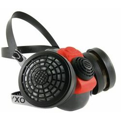 Maska z wkładami filtracyjnymi CLX756R P3 CLIMAX