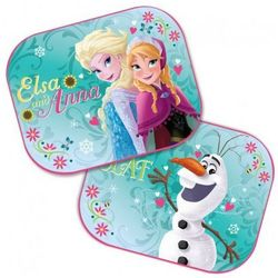 SEVEN Zasłonki boczne Frozen 9301 x2szt
