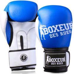 Rękawice bokserskie BOXEUR BXT-5124 (rozmiar 10 oz) Niebieski