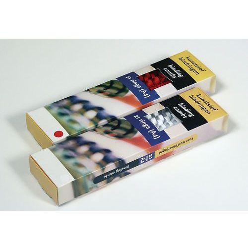 Grzbiety do bindownic, Grzbiety plastikowe 5mm (opak. 50szt)