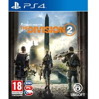 Gry na PS4, Tom Clancy's The Division 2 (PS4)
