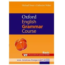 Oxford English Grammar Course Basic with Answers and CD-ROM (opr. miękka)