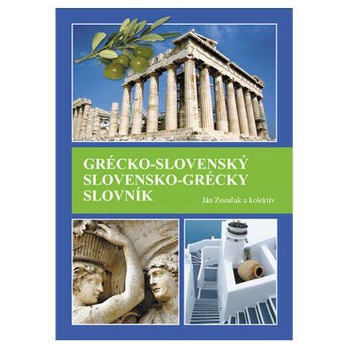 Pozostałe książki, Grécko-slovenský slovensko-grécky slovník Ján Zozužak