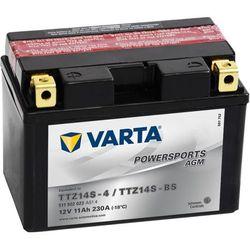 Varta Akumulator motocyklowy Powersports AGM TTZ14S/TTZ14-BS Darmowa wysyłka i zwroty