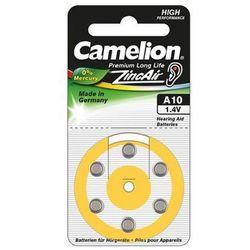 Camelion A10/DA10/ZL10, Zinc air cells, 6 pc(s)