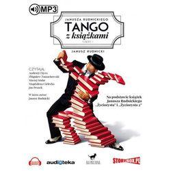 Janusza Rudnickiego tango z książkami część I (Audiobook na CD) - Dostawa 0 zł