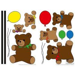 Naklejka Teddy Bears 74309