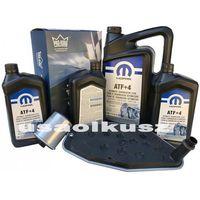 Oleje przekładniowe, Olej MOPAR ATF+4 oraz filtry skrzyni biegów Dodge RAM AWD 2000-