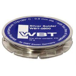 WBT 0800 Cyna WBT, 0.9mm, 42g - cyna lutownicza