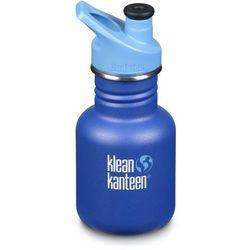 Klean Kanteen Classic Butelka 355 ml z zakrętką Sport Cap 3.0 Dzieci, niebieski 2021 Bidony