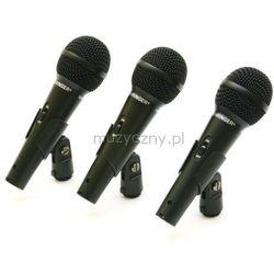 Behringer XM1800S zestaw mikrofonów dynamicznych